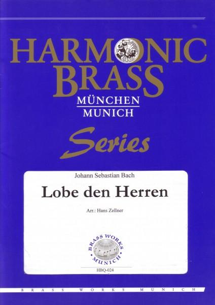 Lobe den Herren (aus den Schübler Chorälen BWV 137)