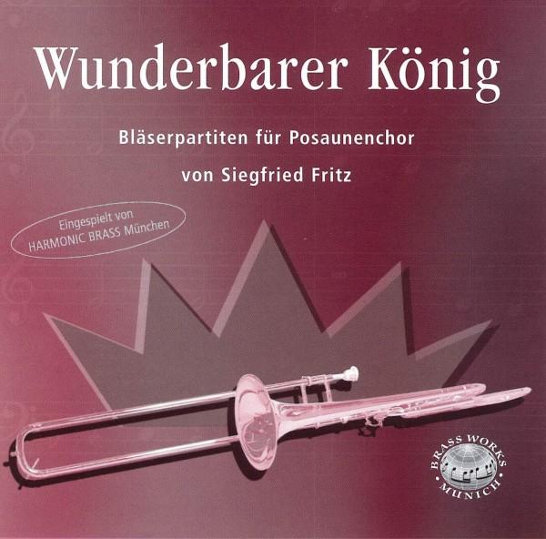 Wunderbarer König Demo Doppel-CD