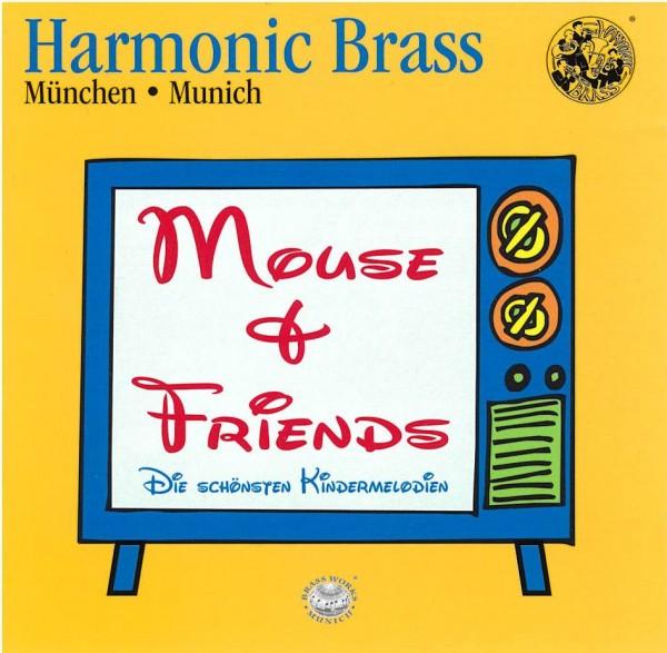 Mouse &Friends (Kinder-CD) Empfohlen vom Verband deutscher Musikschulen-Gute Musik für Kinder