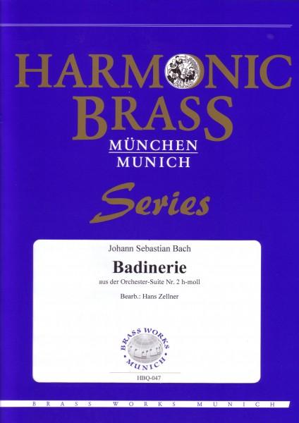 Badinerie (aus der Orchestersuite Nr. 2 in h-moll, BWV 1067)