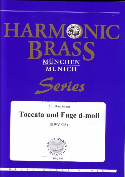 Toccata und Fuge d-moll (BWV 565)