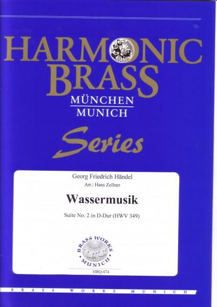 Wassermusik (Suite Nr. 2 in D-Dur; HWV 349