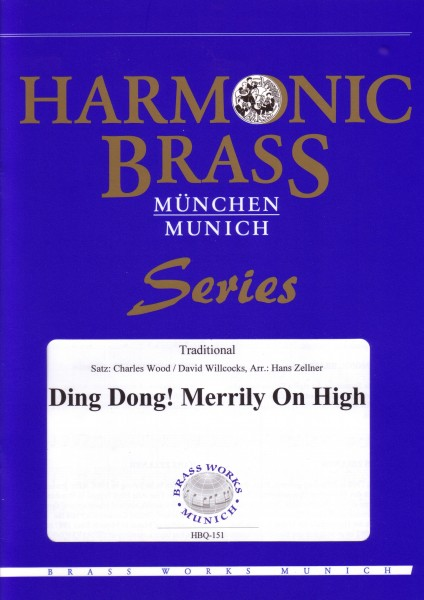 Ding Dong! Merrily on High (Advent,Weihnachten)