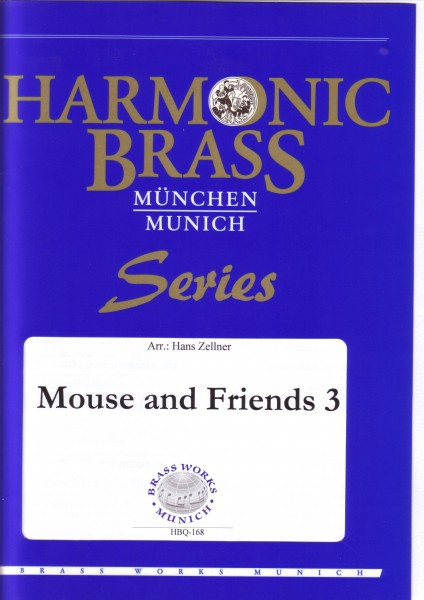 Mouse and Friends 3