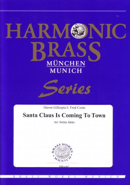 Santa Claus is coming (Advent/Weihnachten)