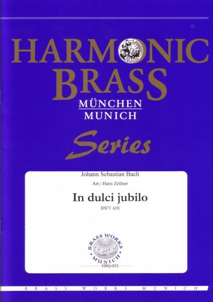 In dulci jubilo (BWV 608; Advent/Weihnachten)