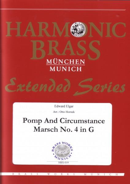 Pomp and Circumstance, Marsch Nr. 4 in G-Dur