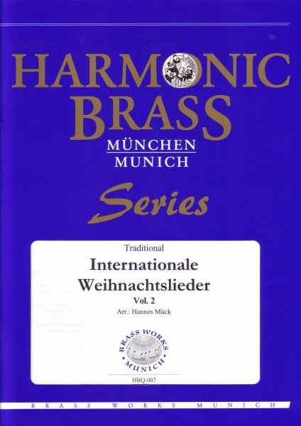 Internationale Weihnachtslieder Bd.2